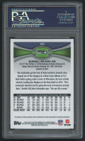 2012 Topps Chrome Rookie Autographs #40 Russell Wilson (PSA 10) at PristineAuction.com