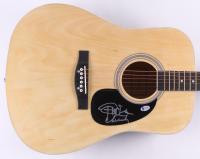 "Cheech Marin & Tommy Chong Signed 41"" Huntington Acoustic Guitar (Beckett COA) at PristineAuction.com"