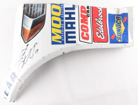 Ricky Stenhouse Jr. Signed Race-Used DC Solar #17 Sheet Metal (PA COA) at PristineAuction.com