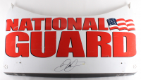 Dale Earnhardt Jr. Signed Race-Used National Guard #88 Deck Lid (PA COA) at PristineAuction.com