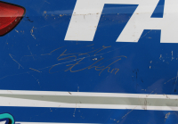 Ricky Stenhouse Jr. Signed Race-Used Fastenal #17 Sheet Metal (PA COA) at PristineAuction.com