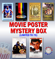 Hollywood Classic Movies Signed 11x17 Movie Posters Mystery Box - Series 7 (Limited to 100) ** Breakfast Club & Ferris Bueller's Day Off Cast Full Size Movie Poster Redemptions**