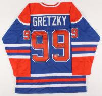 Wayne Gretzky Signed Jersey (Beckett Hologram)