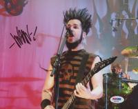 Wayne Static Signed 8x10 Photo (PSA COA) at PristineAuction.com