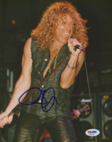 Robert Plant Signed 8x10 Photo (PSA COA) at PristineAuction.com