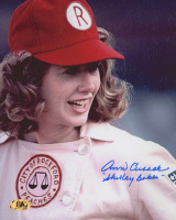 """Ann Cusack Signed """"A League of Their Own"""" 8x10 Photo Inscribed """"Shirley Baker"""" (MAB Hologram)"""
