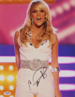 Carrie Underwood Signed 11x14 Photo (PSA COA) at PristineAuction.com