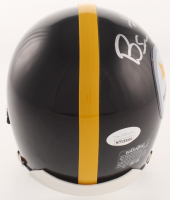 Benny Snell Jr. Signed Steelers Mini Helmet (JSA COA) at PristineAuction.com