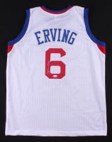 Julius Erving Signed Jersey (JSA COA) at PristineAuction.com