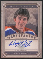2013-14 Artifacts Autofacts #AWG Wayne Gretzky Autograph at PristineAuction.com