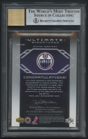 2004-05 Ultimate Collection Signatures #USWG1 Wayne Gretzky (BGS 9) at PristineAuction.com