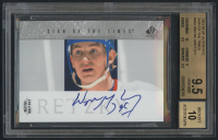 2003-04 SP Authentic Sign of the Times #WG Wayne Gretzky Autograph (BGS 9.5)