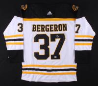 Patrice Bergeron Signed Boston Bruins Jersey (JSA COA)