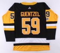 Jake Guentzel Signed Pittsburgh Penguins Jersey (JSA COA)