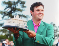 Patrick Reed Signed 11x14 Photo (JSA COA)