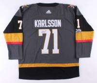 William Karlsson Signed Vegas Golden Knights Jersey (JSA COA)