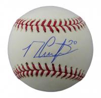 Michael Conforto Signed OML Baseball (JSA COA) at PristineAuction.com