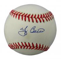 Yogi Berra Signed OAL Baseball (JSA COA)