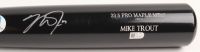 Mike Trout Signed Old Hickory Player Model Baseball Bat (MLB Hologram) at PristineAuction.com