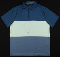 Jordan Spieth Signed Under Armour Golf Polo Shirt (JSA LOA) at PristineAuction.com