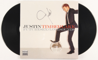 """Justin Timberlake Signed """"FutureSex/LoveSounds"""" Vinyl Record Album Cover (Beckett LOA) at PristineAuction.com"""