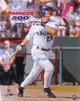 Rafael Palmeiro Signed Texas Rangers 16x20 Photo (MAB Hologram) at PristineAuction.com