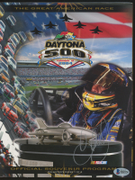 Dale Earnhardt Jr. Signed Official 2004 Daytona 500 Souvenir Program (Beckett Hologram)