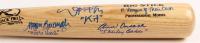 "Megan Cavanagh, Lori Petty & Ann Cusack Signed Rawlings Adirondack Big Stick Professional Model Baseball Bat Inscribed ""Marla Hooch,"" ""Kit,"" ""Shirley Baker"" & ""A League of Their Own"" (MAB Hologram) at PristineAuction.com"