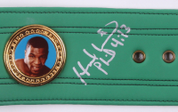 Mike Tyson & Evander Holyfield Signed WBC High Quality Replica Full-Size Belt (JSA COA) at PristineAuction.com
