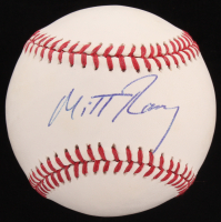 Mitt Romney Signed OML Baseball (PSA COA) at PristineAuction.com