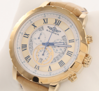 Balmer Atalante Men's Swiss Chronograph Watch at PristineAuction.com