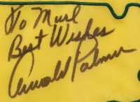 Arnold Palmer Signed 2004 Masters Pin Flag (JSA ALOA) at PristineAuction.com