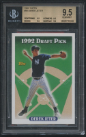 1993 Topps #98 Derek Jeter RC (BGS 9.5) at PristineAuction.com