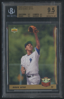 1993 Upper Deck #449 Derek Jeter RC (BGS 9.5) at PristineAuction.com