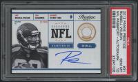 2012 Prestige NFL Passport Autographs #31 Russell Wilson (PSA 10) at PristineAuction.com