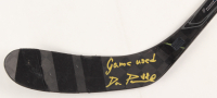"David Pastrnak Signed Game-Used Nexus Hockey Stick Inscribed ""Game Used"" (Pastrnak COA) at PristineAuction.com"