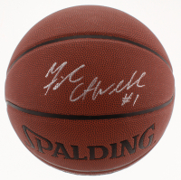 Michael Carter-Williams Signed NBA Basketball (First Class Autographs COA) at PristineAuction.com