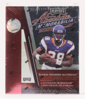 2007 Playoff Absolute Memorabilia Football Cards Box Set with (16) Cards