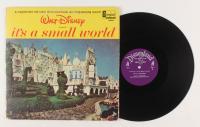 "Disneyland ""It's a Small World"" Vinyl Record Album"