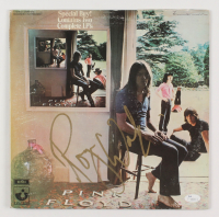 "Roger Waters Signed Pink Floyd ""Ummagumma"" Vinyl Record Album Cover (JSA Hologram) at PristineAuction.com"