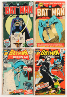 "Lot of (4) 1971-72 ""Batman"" DC Comic Books with #237, #240, #241 & #242 at PristineAuction.com"