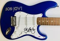 Jon Bon Jovi Signed Huntington Full-Size Electric Guitar (PSA COA)