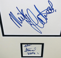 "Fleetwood Mac ""Rumors"" 26.5x38 Custom Framed Cut Display Signed by (5) with Stevie Nicks, Lindsey Buckingham, John McVie, Christine McVie & Mick Fleetwood (JSA COA) at PristineAuction.com"