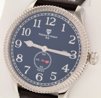 Tschuy-Vogt A24 Cavalier Mens Watch at PristineAuction.com