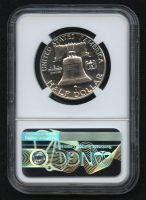 1951 50¢ Franklin Silver Half Dollar - Proof (NGC PF 64) at PristineAuction.com