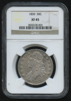 1830 50¢ Capped Bust Half Dollar (NGC XF 45) at PristineAuction.com