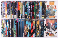 "Lot of (64) 1989-1995 ""Batman Legends of the Dark Knight"" DC Comic Books"