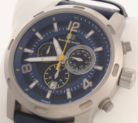 Buech & Boilat Baracchi Men's Chronograph Watch at PristineAuction.com