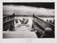 "Historical Photo Archive - World War II ""D-Day"" Limited Edition 17x22 Fine Art Giclee on Paper #66/375 (PA LOA) at PristineAuction.com"
