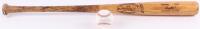 "Lot of (2) Johnny Bench Baseball Items with Game-Used Louisville Slugger Baseball Bat & Signed OML Baseball Inscribed ""68 NL ROY"" (PSA LOA & PSA Hologram)"
